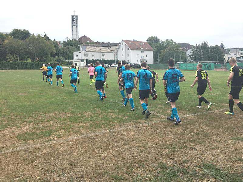Ergebnisdienst: St. Josef/Oed vs. WalkerFC