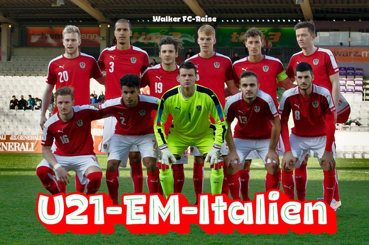U21-EM-Reise nach Italien