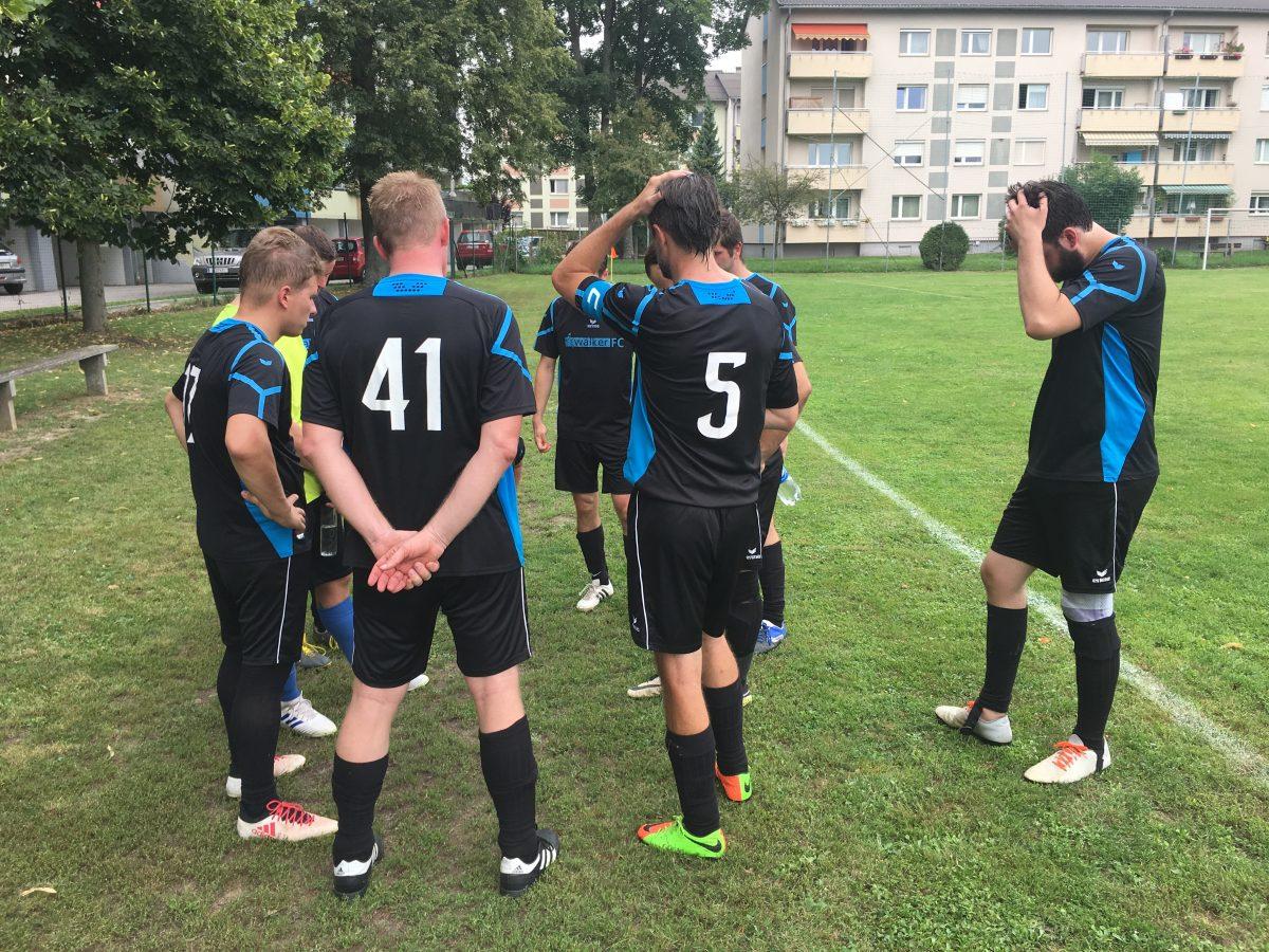 Ergebnisdienst Kickers Alkoven –Walker FC