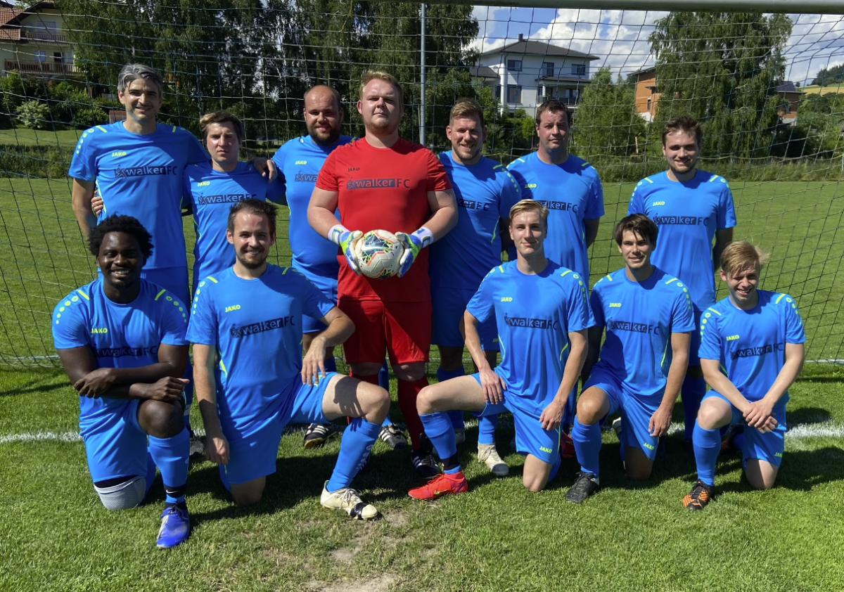 Ergebnisdienst Bruck – Walker FC (Testspiel)