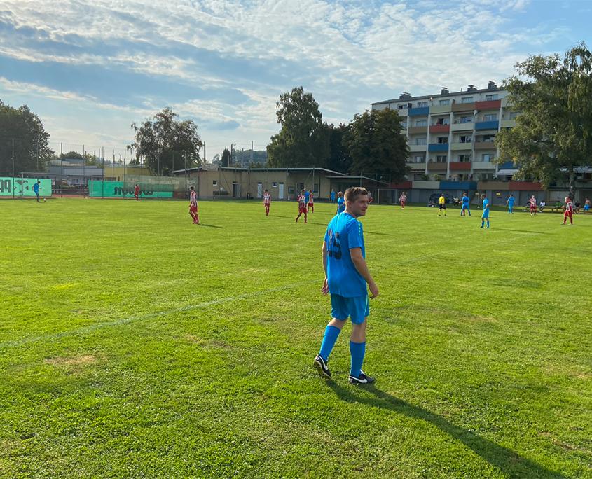 Ergebnisdienst Walker FC – DSG Urfahr